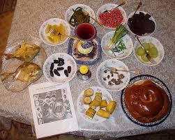 rosh hashanah seder plate the rosh hashanah seder samuel benjamin