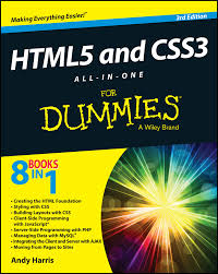 css tutorial pdf for dummies html5 and css3 all in one for dummies 3rd edition
