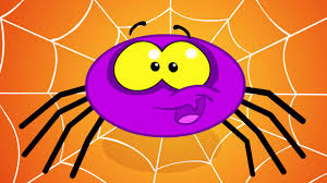 itsy bitsy spider nursery rhyme songs by