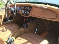 Triumph Tr3 Interior 1959 Triumph Tr3a Pictures Cargurus