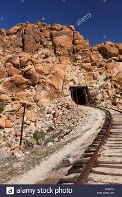 anza borrego carrizo gorge railroad track anza borrego desert state park stock