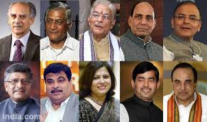 Central Cabinet Ministers New Cabinet Ministers India Everdayentropy Com