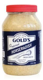 what is prepared horseradish gold s prepared horseradish prepared radish gold s