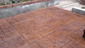 Flagstone Stamped Concrete Pictures by Stamped Concrete Stonemakers Of Western Pa