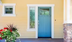 make a great first impression with these front door colors