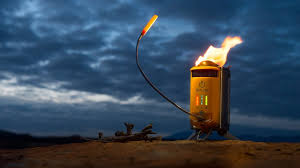 charge your phone charge your phone with fire alleviate energy poverty worldwide