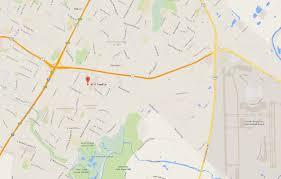 Austin Bergstrom Airport Map by Austin Industrial Park Birtcher Anderson