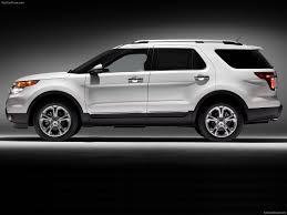 Ford Explorer Models - ford explorer 2011 pictures information u0026 specs
