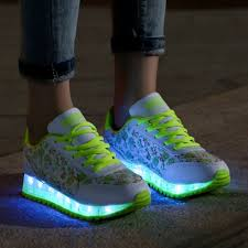 shoes that light up on the bottom nike female thicken bottom led shoes light up shoes luminous night shoes