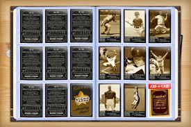 baseball photo album custom baseball cards vintage 95 series cards