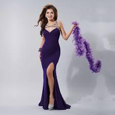 turmec purple and teal ombre bridesmaid dress