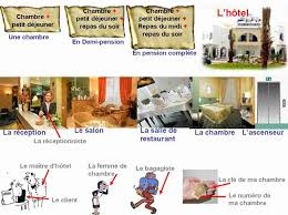 vocabulaire de la chambre fle à l hôtel