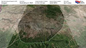 map of oregon state fairgrounds oregon eclipse total solar eclipse of aug 21 2017