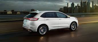 the 2017 ford edge thrills plainfield u0026 indianapolis drivers