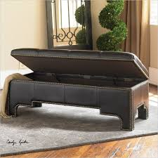 Leather Storage Bench Seat 20 Best Storage Trunks Images On Pinterest Blanket Chest