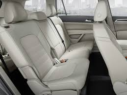 atlas volkswagen interior new 2018 volkswagen atlas price photos reviews safety ratings
