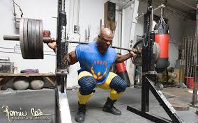 Ronnie Coleman Bench by Get Stronger At Squats With This 12 Week Super Squat Workout