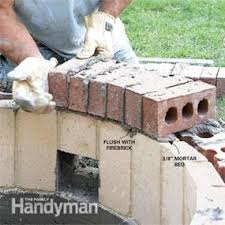 Firepit Bricks How To Build A Diy Pit The Family Handyman