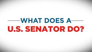 wpsu vote 16 what does a u s senator do