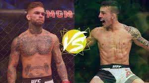 thomas almeida vs cody garbrandt ufc fight night cody