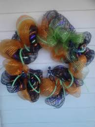geo mesh 109 best geo deco mesh wreaths images on burlap