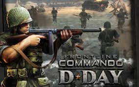 frontline commando d day for android free download and software