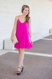 pink party dress a lonestar state of southern