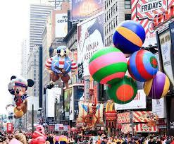 macy s thanksgiving day parade in new york ny