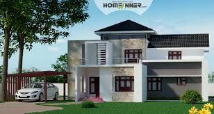 villa home plans absolutely smart 10 small villa house kerala style 2 bedroom in 740