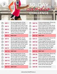 Challenge How To Do It 30 Day Leg Challenge To Do In Conjunction With 30 Day Cardio