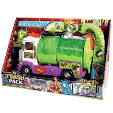 trash pack sewer truck 20 00 hamleys trash pack