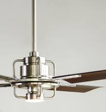 Architectural Ceiling Fans Peregrine Industrial Led Ceiling Fan Led 4 Blade Ceiling Fan