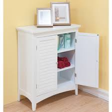 white wood and glass bathroom linen cabinet free shipping today Bathroom Storage Cabinets