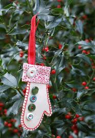 free mitten ornament pattern oliver s