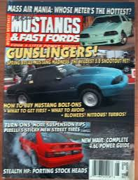 mustangs fast fords mustangs fast fords 1996 april f 150 probe