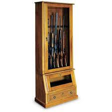 american classics gun cabinet american furniture classics 12 gun slanted base cabinet 127300