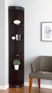 corner bookcase fuhrmann corner unit bookcase reviews birch
