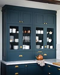 ikea navy blue kitchen cabinets we priced two rooms with custom ikea cabinetry and here s