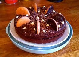 jaffa cake u0027 cake u2013 cracking cakes
