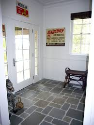 how to decorate a foyer in a home pros offer tips on durable easy to clean entryway flooring that