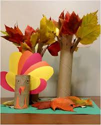 thanksgiving crafts for seventh generation