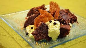 cuisine au siphon carnet de cuisine gâteau au chocolat au siphon et mousse à la