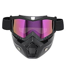 pink motocross helmet online shop 2017 motocross modular mask detachable goggles and