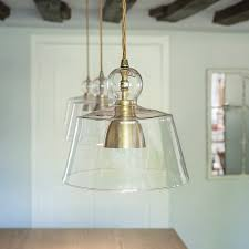 brass pendant ceiling light glass pendant lights design for comfort