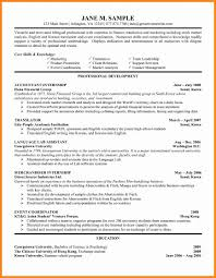 college student resume for internship template internet cv resume undergraduate internship cv format college student