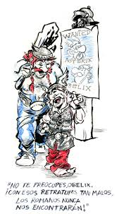 sketch jam asterix y obelix by mistermoster on deviantart
