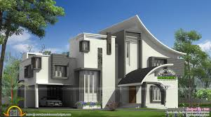 Luxury Home Design Inspiration by Ultra Modern Luxury Home In Kerala Kerala Home Design Modern