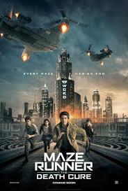Maze Runner Maze Runner The Cure Gets A New Poster