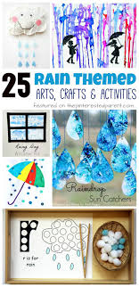 themed arts and crafts 25 themed arts crafts and activities for the kids
