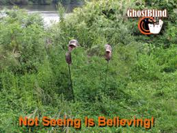 Bow Ground Blind Ghostblind Official Site Mirror Hunting Blind Mirror Blind